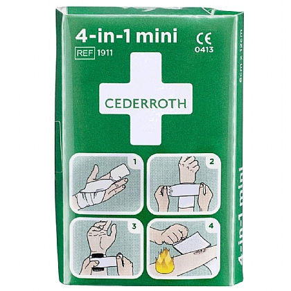 Cederroth 4-in-1 mini Bloodstoppper