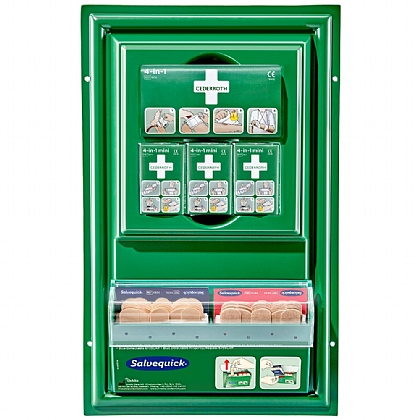 Cederroth Mini First Aid Panel