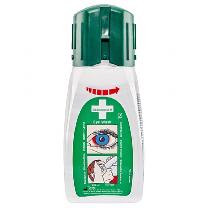 Cederroth Pocket-Size Eye Wash, 235ml
